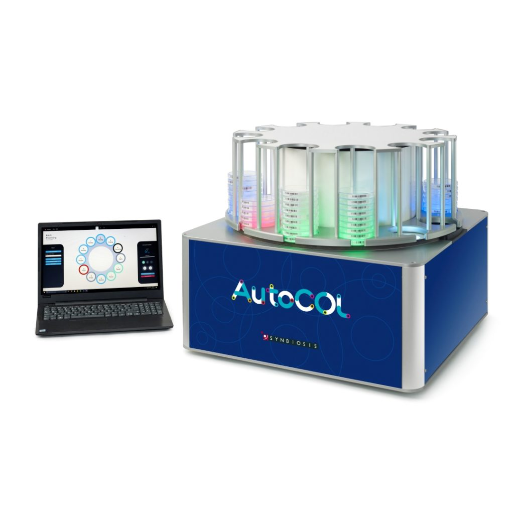 AutoCOL colony counting system